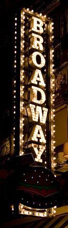 Broadway Theater Etiquette
