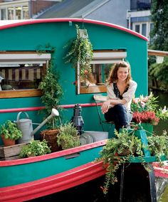 lovely houseboats - Air Bohemia: Ever had a dream...