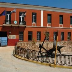 Nautical Museum of Chania in Neoclassical style