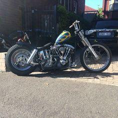 Harley Davidson shovelhead