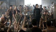 Regarder Hunger Games – La Révolte : Partie 2 Film ...
