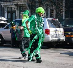 South Boston St. Patty's Day Parade