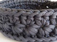 ma petite galerie: Crochet: trapilho (ou zpagetti)