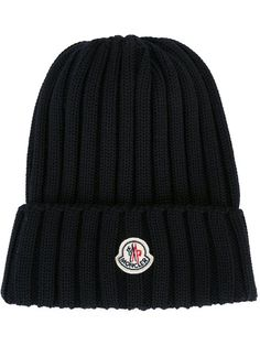 74ef4bf79e8 MONCLER ribbed knit beanie.  moncler  beanie
