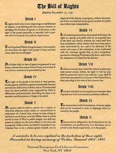 English Bill of Rights of 1689 - Liberalism - Wikipedia, the free ...