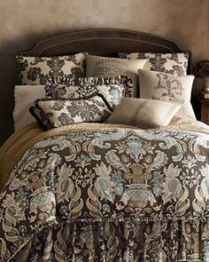 French Laundry Home Nantucket Bed Linens King Sham traditional shams
