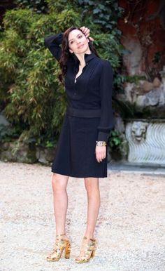 Ilenia Pastorelli in Mantù #lochiamavanojeegrobot Foto Alfonso Romano / Ago Press