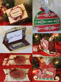 Holiday Cheer Gift Boxes