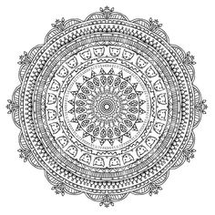 Adult colouring mandala with cats and diamonds!  Hand drawed! Print it and try♡ Please write your emotions in comments. Free printable page from Feelhappylogy