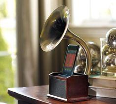 Gramophone Music Station ($149) | Splurge-Worthy Gifts | THE MINDFUL SHOPPER