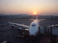 Sahar International Airport, Mumbay - India