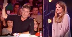 31-year-old Sian Pattison was nervous to step onto the Britain's Got Talent stage. She thought someone might tell her that she was 'no good.' So imagine her nerves when Simon stopped her at the start of her audition and made her change songs. But Sian blew everyone away with her beauty and talent. What a class act!
