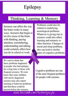 Epilepsy Epilepsy Facts, Epilepsy Quotes, Epilepsy Awareness Month, Epilepsy Tattoo, Temporal Lobe Epilepsy, Epilepsy Seizure, Epilepsy Medication, Seizure Disorder, Nursing Notes