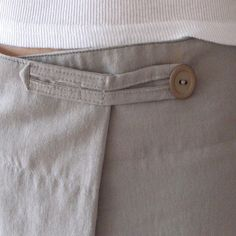 Sewing Detail:  Closure use on Karen skirt? maybe W/ elastic?