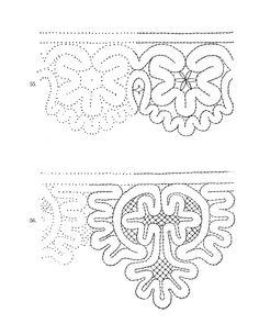 Учебная коллекция по плетению кружев | 34 фотографии