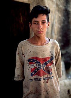 Steve McCurry, Kunduz, Afghanistan, 2002