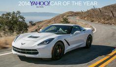 The 2014 Yahoo Autos Car of the Year: Chevrolet Corvette Stingray   Motoramic - Yahoo Autos
