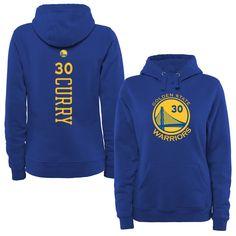 02935b03d78 Golden State Warriors Women s Backer Pullover Hoodie - Royal