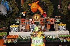 safari theme party