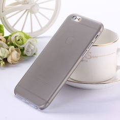 0.3mm Ultra thin matte Case cover skin for iPhone 6 6S Translucent slim Soft plastic Free Shipping Cellphone Phone case // iPhone Covers Online //   Price: $ 7.23 & FREE Shipping  //   http://iphonecoversonline.com //   Whatsapp +918826444100    #iphonecoversonline #iphone6 #iphone5 #iphone4 #iphonecases #apple #iphonecase #iphonecovers #gadget #gadgets