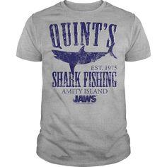 JAWS Quint's Shark Fishing T-Shirts, Hoodies. SHOPPING NOW ==►…