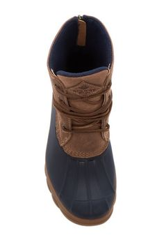 Saltwater Wedge Tide Boot by Sperry on @nordstrom_rack