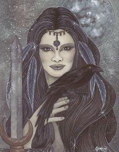 THE MORRIGAN BY JESSICA GALBRAITH