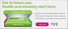23andMe und der Weg zum Designerbaby - Firma erhält Patent zur Vorausbestimmung von Phänotypen.