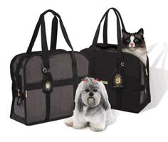 """Sherpa """"To-Go Tote Around Town"""" Pet Carrier"""