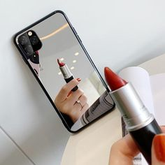 Makeup Mirror Case For iPhone - For iPhone XS MAX / 1