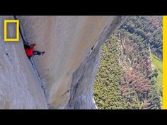 Related posts: ABC News: Alex Honnold Climbs El Capitan With No Rope – June 2017 – Free Solo Climb Alex Honnold: A Literally Dangerous Idea Alex Honnold: No rope El Capitan climb in Yosemite Bonus: Free Soloing with Alex Honnold National Geographic, Primer Video, Mekka, Art Of Manliness, First Video, Hair Raising, Soloing, Cartography, Bouldering