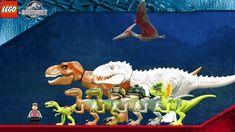 Dino Lineup