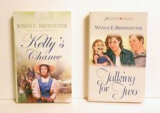 LOT 2 HEARTSONG PRESENTS Contemporary Historical Romance WANDA BRUNSTETTER