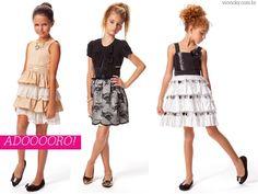 Eu Quero Os Três Vestidos Vic & Vicky Amigas Maria Luiza Maia - Ana Carolina Alvarenga - Maria eduarda Gomes - Camila Moraes - Carolina Pandino . :)))
