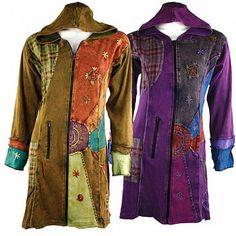 Jayli Imports, Inc. Store - Stonewash Sun Patchwork and Stitiching Long Jacket, $60.00 (http://www.jayli.com/stonewash-sun-patchwork-and-stitiching-long-jacket/)