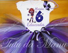 Fantasia Tutu Clawdeen Monster High
