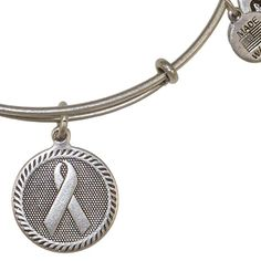 Awareness | Hope | Empowerment     A band of inspiration, the Ribbon of Strength is a recognizable sign of the fight against cancer and the power of a resilient spirit. Wear this ribbon to encourage awareness, inspire action, and e