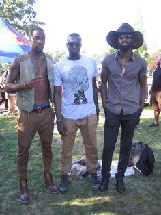 Afro Punk Festival, Afro Punk, Afro Punk Fest, black male model,