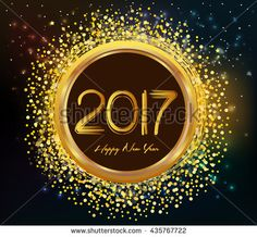 2017 Merry Christmas and Happy New Year