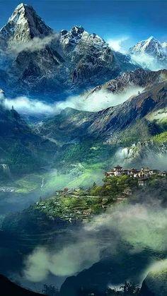 Amazing Himalayas