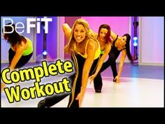 Burn Fat Fast Cardio Blast Complete Weight Loss Workout: Denise Austin - YouTube