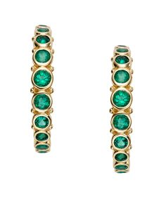 8 Emerald Birthstone Jewelry Pieces to Treat Yourself with This May - Temple St. Clair   - from InStyle.com