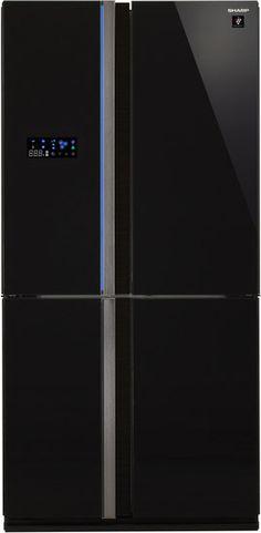 Холодильник Sharp SJ-FS97VBK: цена, описание. Купить Sharp SJ-FS97VBK.