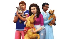 CONFIRMED: Pets Are NOT Controllable in The Sims 4 Cats & Dogs Expansion << SimsVIP