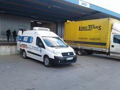 Transport specjalistyczny towarów schłodzonych w którym należy utrzymać kontrolowaną temperaturę nawet w przydatku transportu produktów które są przewożone w stanie głębokiego zamrożenia.