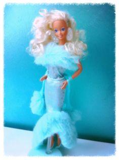 Image result for superstar barbie 1988