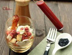 Cucinando e assaggiando...: Insalata croccante con uova di quaglia
