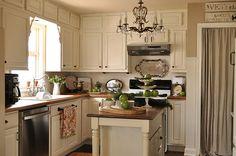 Jennifer Rizzo's kitchen