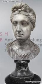 Arachne - Individual object 105647: Römisches Frauenporträt - Berlin, Antikensammlung, Staatliche Museen