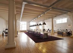 awesome open office plan coordinated. Its Awesome Open Office Plan Coordinated With Real Wood Reception
